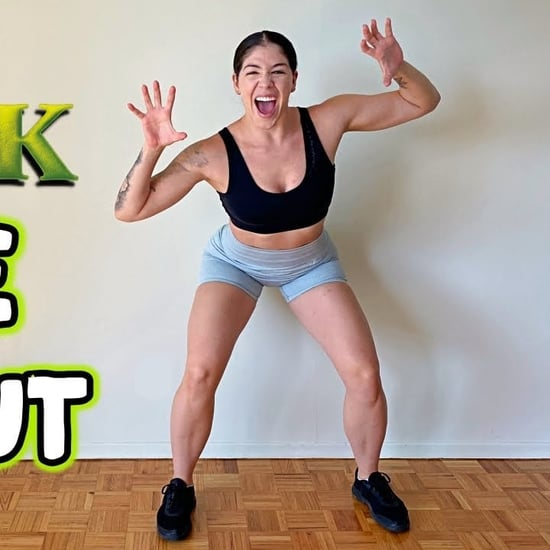 Try This Shrek Dance Workout Set to Songs From the Movies