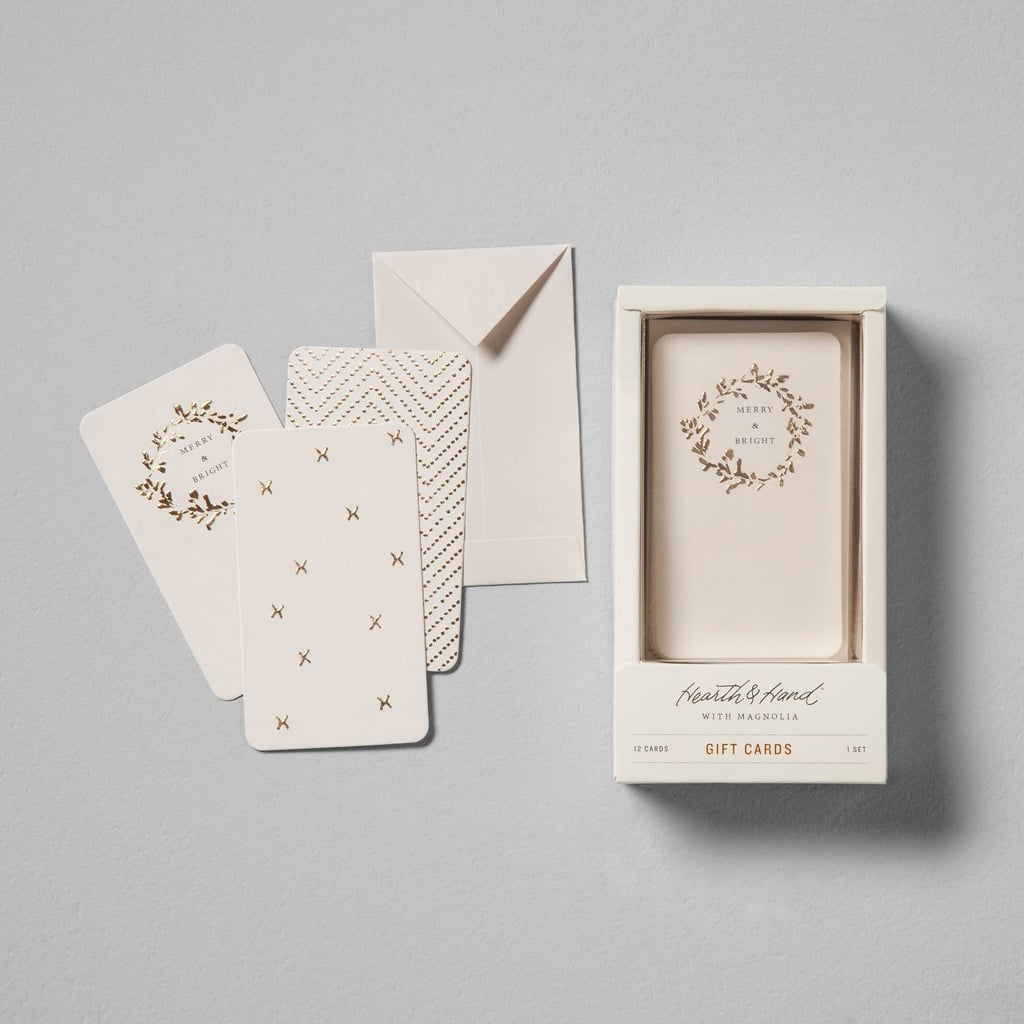 04b45dcad Hearth   Hand With Magnolia 12-Piece Gift Tag Set
