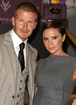 Sugar Bits — The Beckhams Are Relocating To Milan