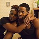 Issa and Lawrence From Insecure