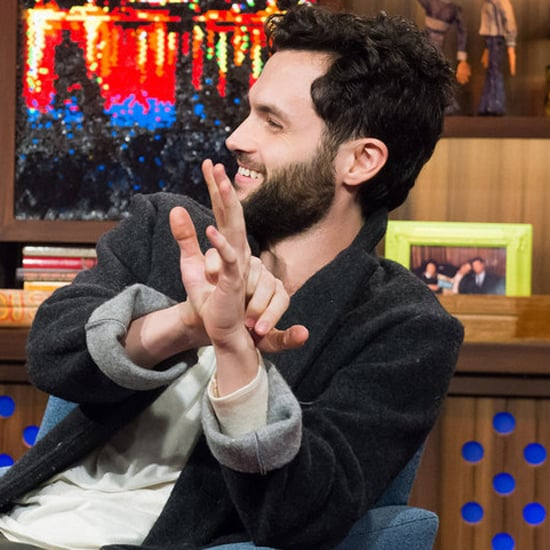 Penn Badgley Calls Blake Lively Best and Worst Onscreen Kiss
