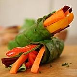 Veggie Chard Wraps