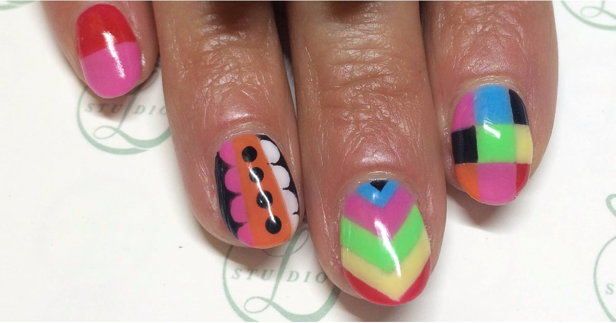 Nail Art Ideas For Work | POPSUGAR Beauty