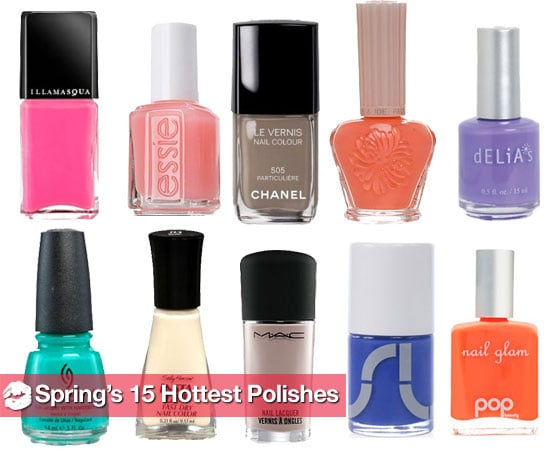 The Hottest New Nail Polish Colors For Spring 2010 | POPSUGAR Beauty