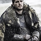 If there was ever an episode for Jon Snow to brood through, this is probably going to be it.
