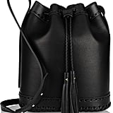 Wendy Nichol Carriage Large Leather Bucket Bag ($2,075)