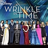 Pictured: The Cast of A Wrinkle in Time
