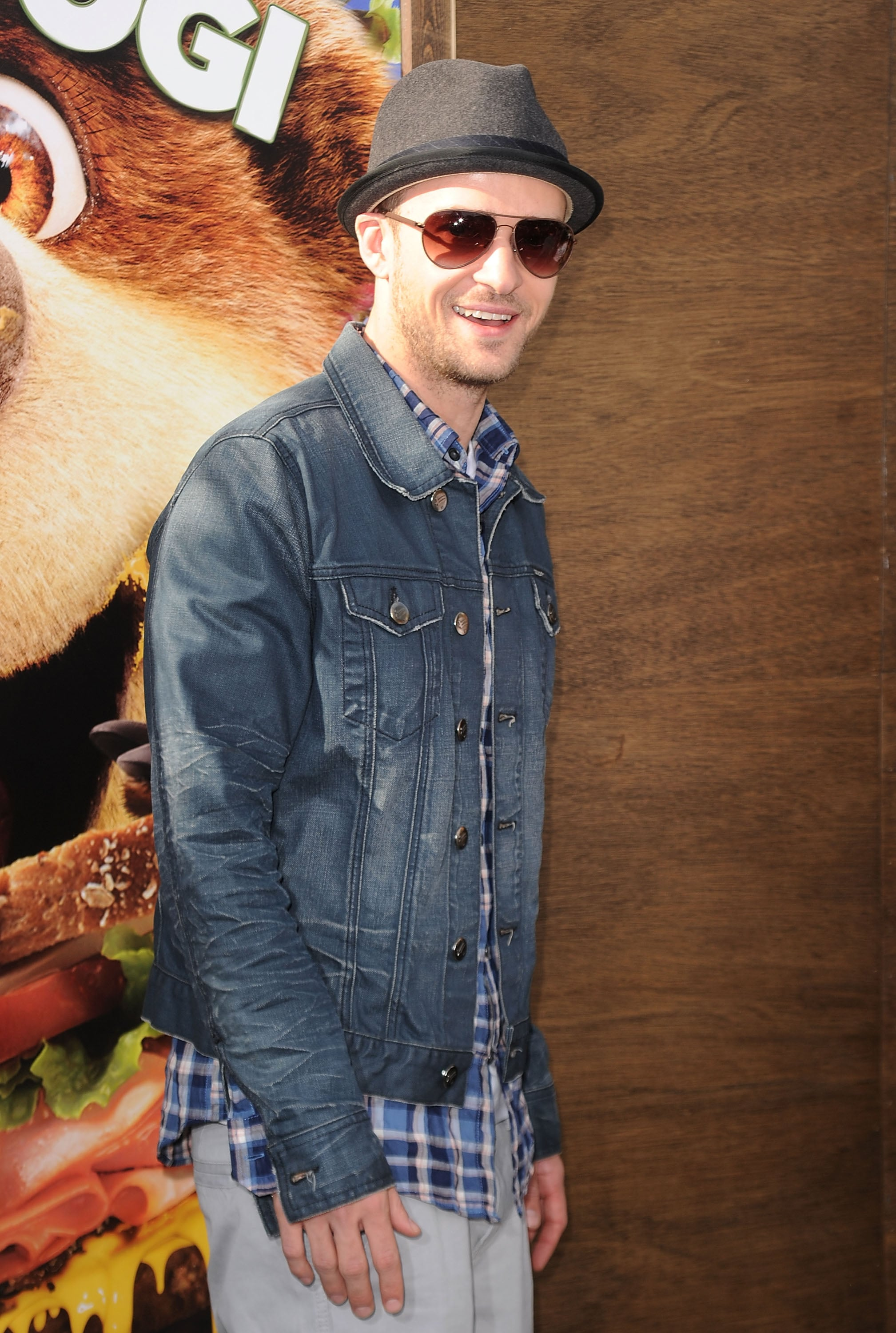 Pictures of Justin Timberlake at the LA Premiere of Yogi Bear 2010-12 ...