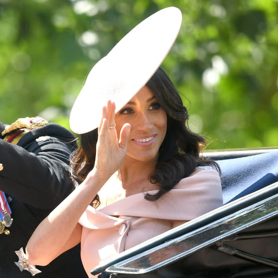 Kate Middleton and Meghan Markle's First Trooping the Colour