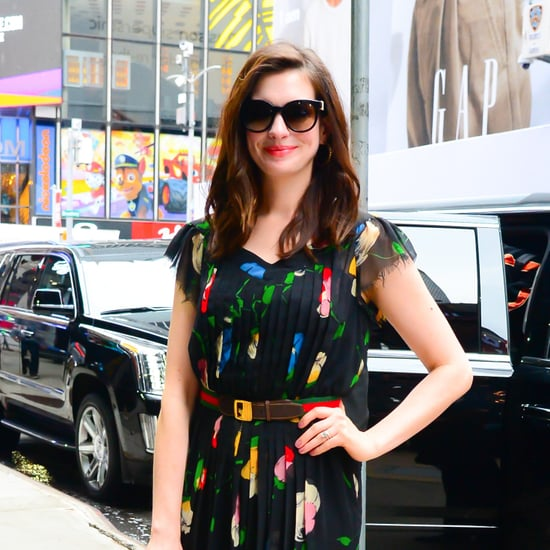 Anne Hathaway's $15 Dress on Good Morning America