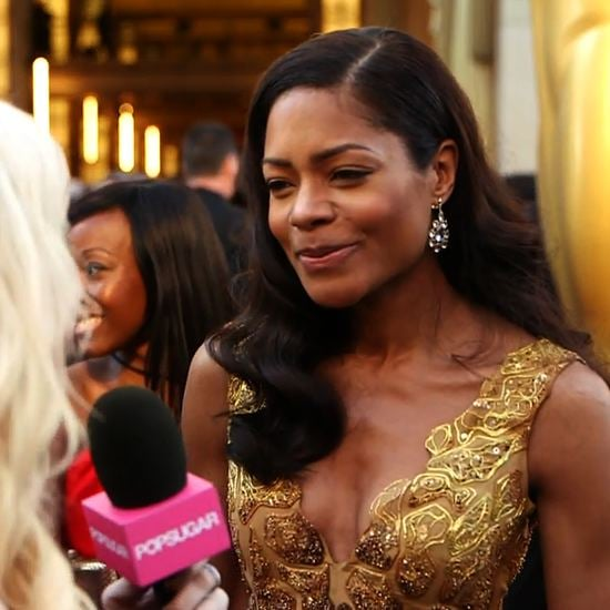 Naomie Harris Oscar Interview 2013 | Video