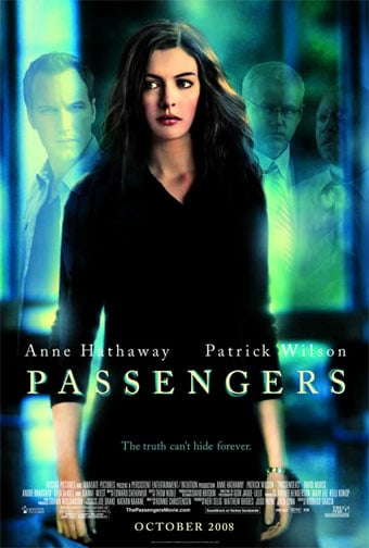 Trailer For Passengers Starring Anne Hathaway