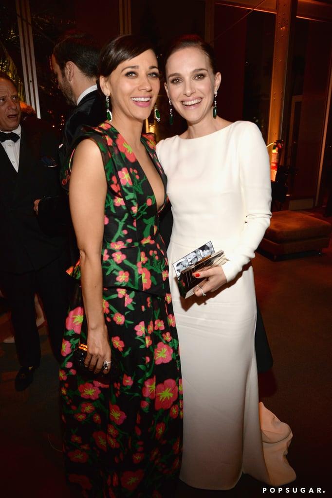 Rashida Jones and Natalie Portman