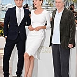 Jude Law, Robert De Niro, Uma Thurman, and More Rise Early For a Cannes Juror Photo Call