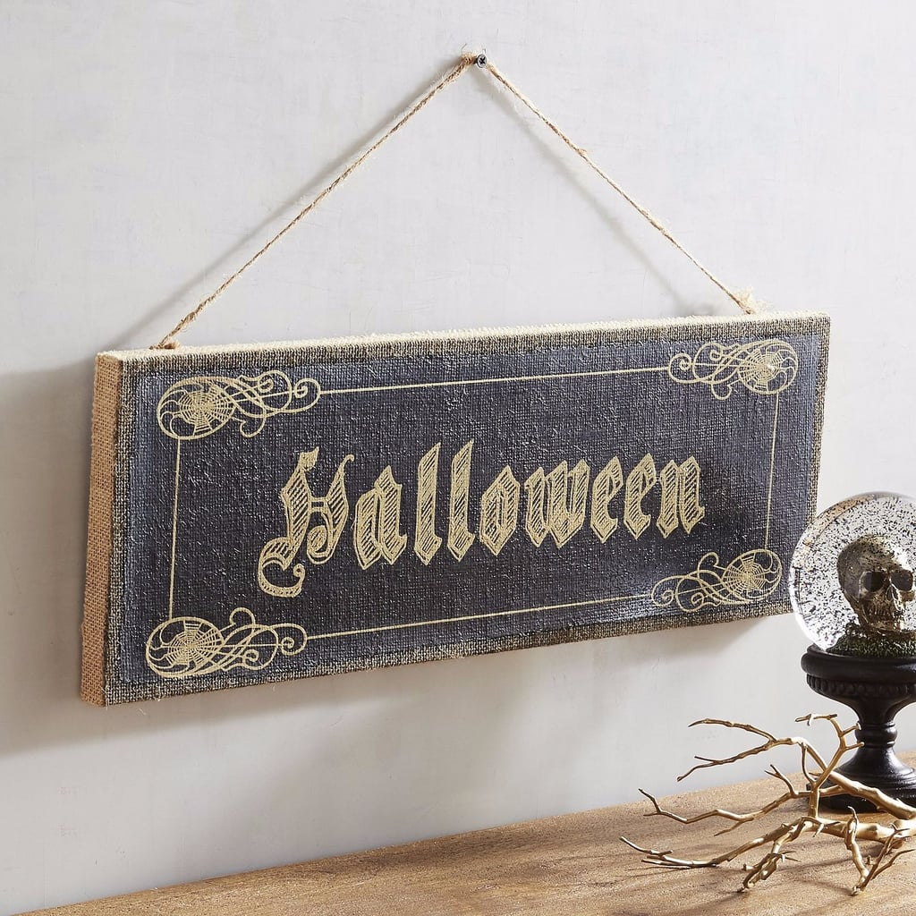 cheap halloween decor popsugar smart living - Cheap Halloween Decor