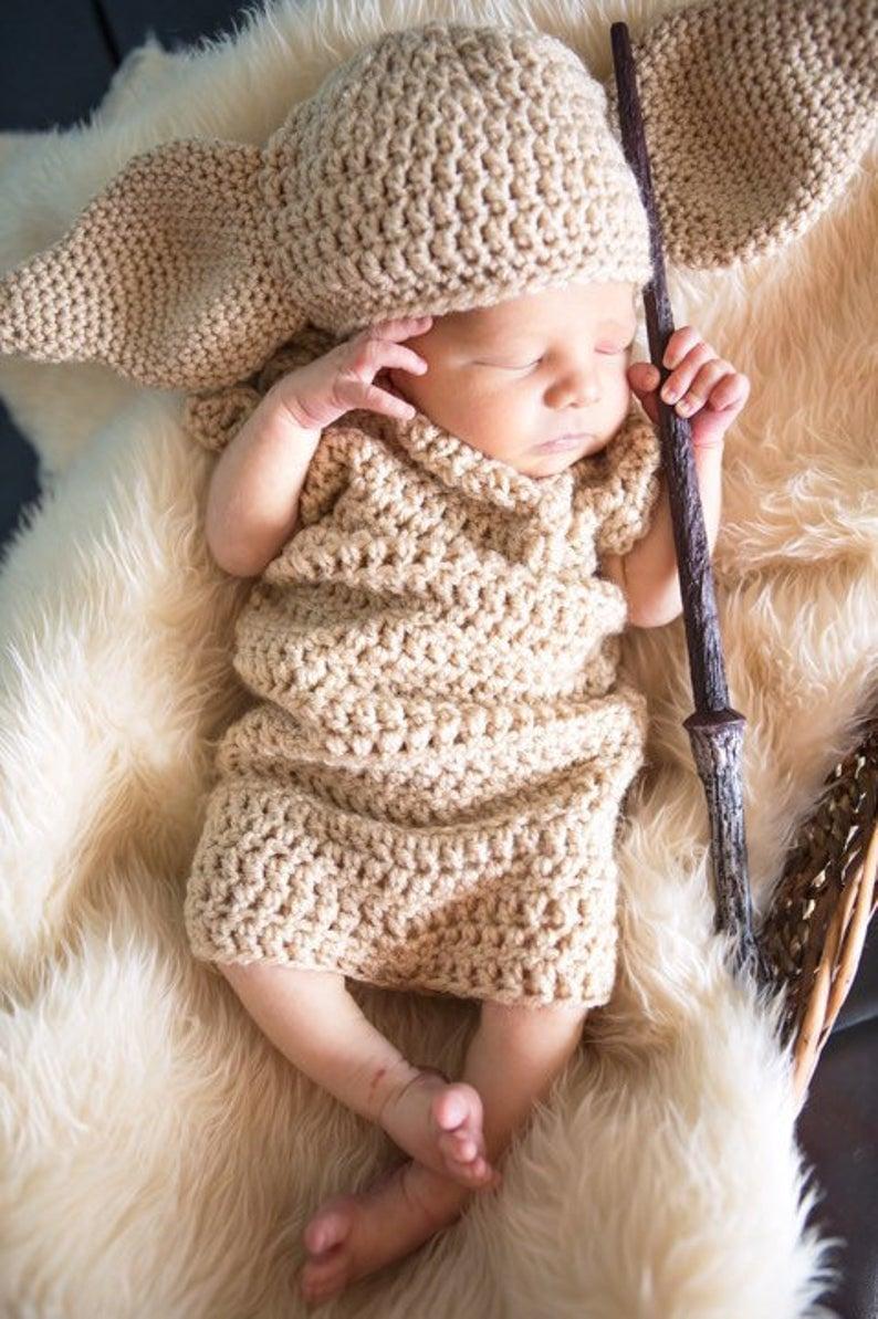 Dobby Harry Potter Baby Costume