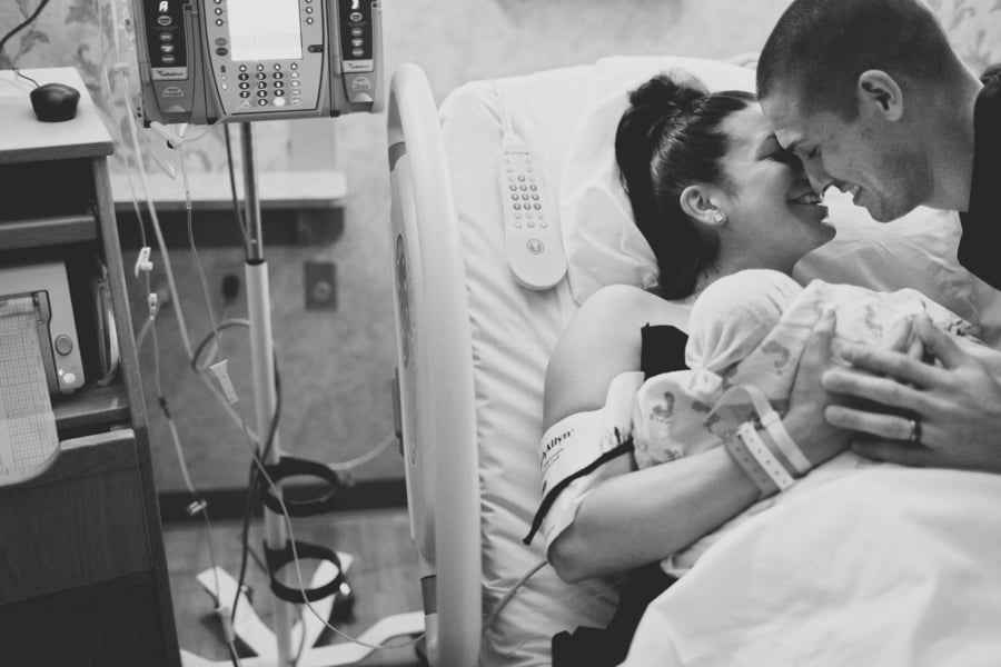Most Beautiful Childbirth Photos