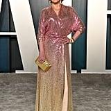 """ميغان مولالي في أمسية """"فانيتي فير"""" لحفلة ما بعد جوائز الأوسكار لعام 2020"""