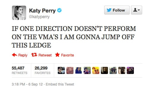 Katy Perry voices all our concerns.