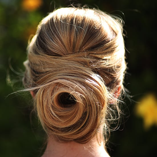 Upgrade to a Rose Bun For Your Holiday Parties!