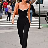 Kendall Jenner Walking Around NYC in September 2019