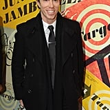 Shaun White attended Target's 50th anniversary celebration in NYC.