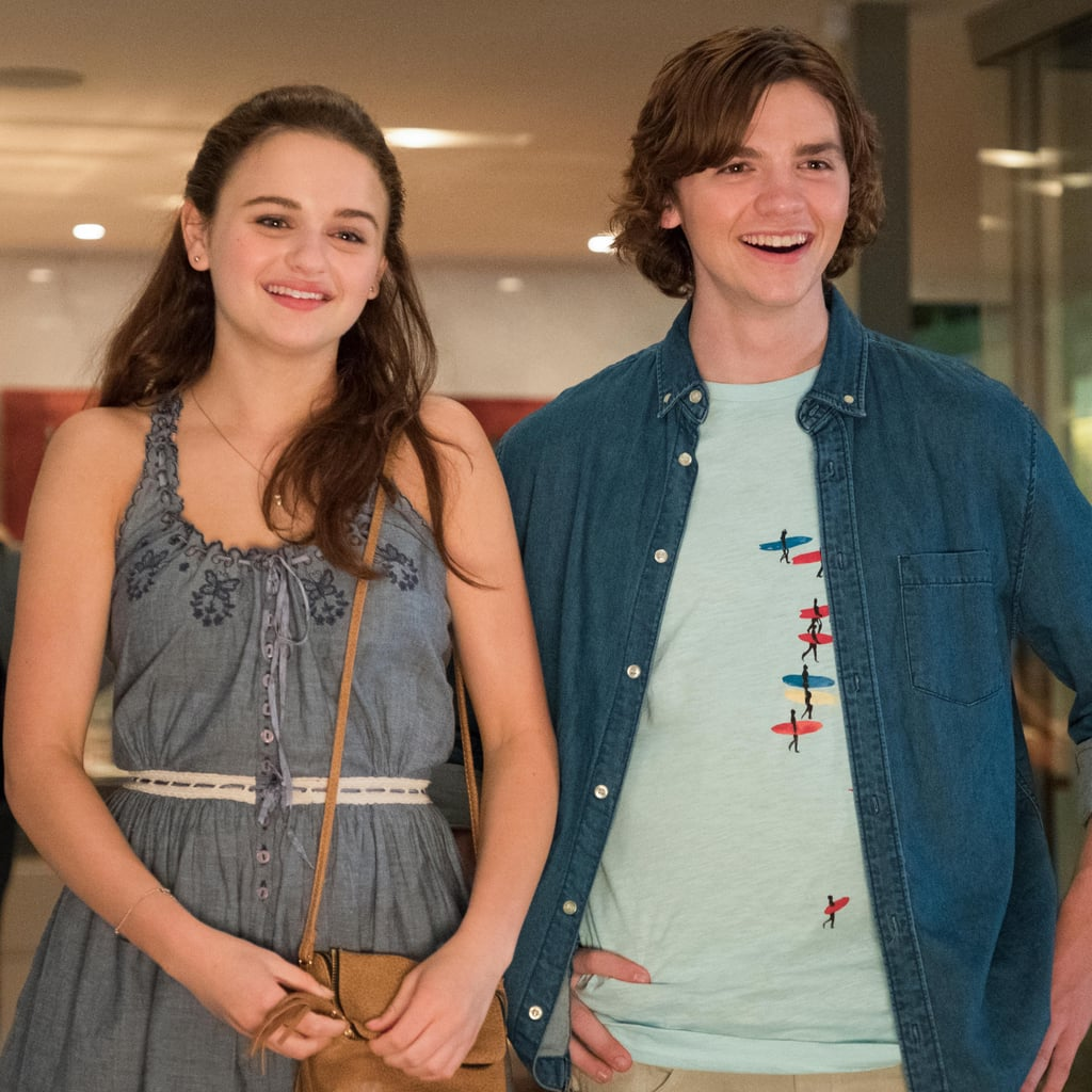 The Kissing Booth Cast - Joey King, Joel Courtney