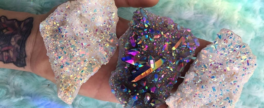 Rainbow Aura Crystals Have Natural Properties That Make You Feel Healed and Inspired