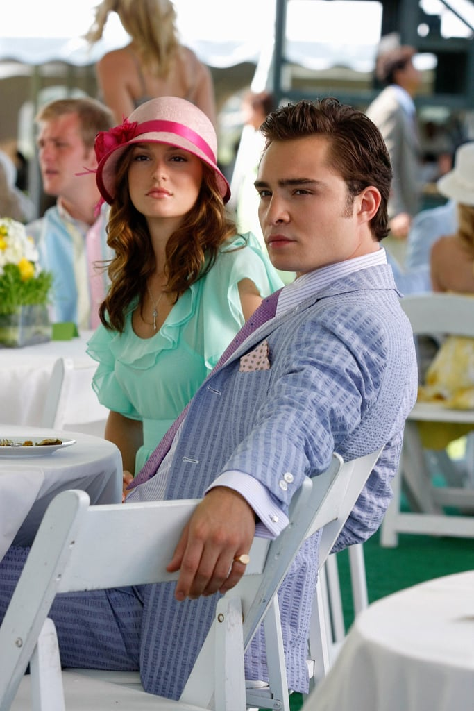Chuck Bass's Best Outfits on Gossip Girl
