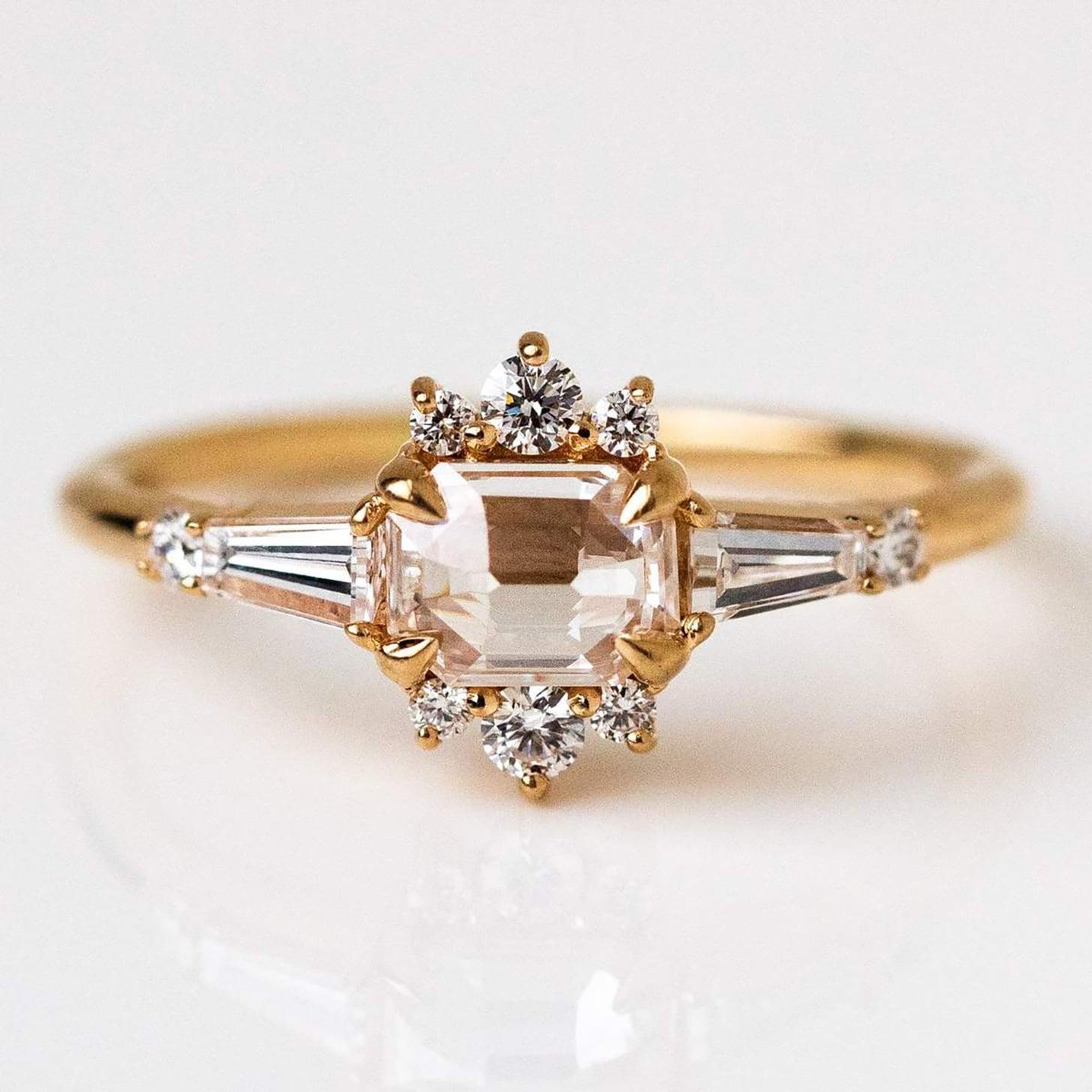 Shop Best Engagement Ring Trends Of 2020 Popsugar Fashion Uk