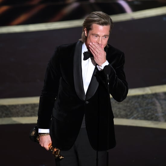 Watch Brad Pitt's 2020 Oscars Acceptance Speech Video