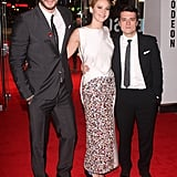 The Hunger Games: Catching Fire Premiere in London