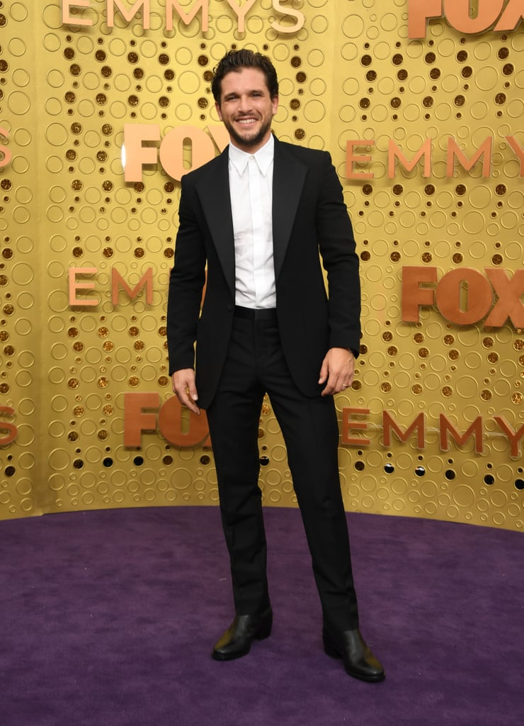 Kit Harington at the 2019 Emmys