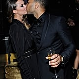 They rang in the New Year together at a Las Vegas bash in December 2013.