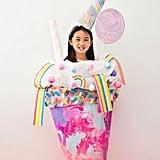 Unicorn Candy Milkshake