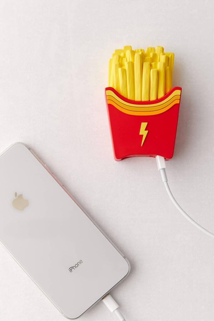 MojiPower Fries Portable Power Bank