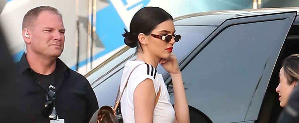 Kendall Jenner Proves Louis Vuitton and Leggings Certainly Do Mix