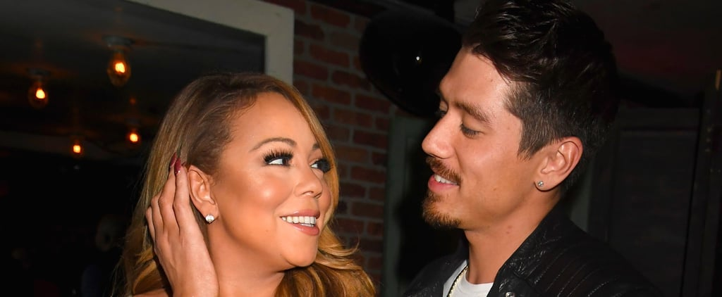 Mariah Carey and Bryan Tanaka Are All Smiles While Holding Hands in London