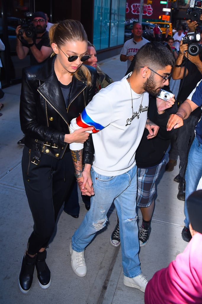 Gigi Hadid and Zayn Malik Together After Breakup June 2016