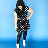 The Dress: POPSUGAR Print Tie-Waist Dress