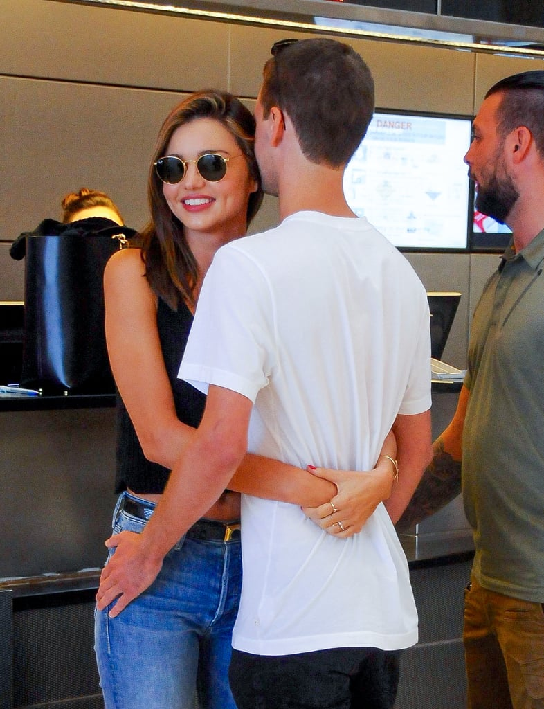Pictures Miranda Kerr and Evan Spiegel Together August 2015