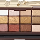 Makeup Revolution Golden Bar Eye Shadow Palette