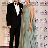 Frederik and Mary went black-tie in Melbourne for an event in Nov. 2011.