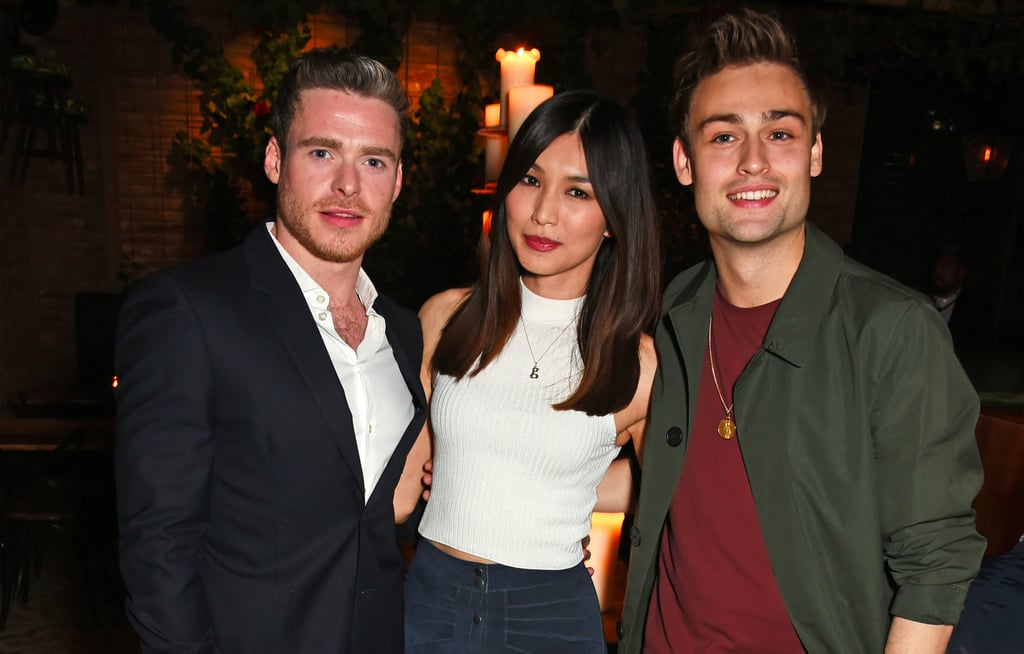Celebrities at The Curtain Launch Party in London