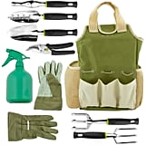 Vremi 9-Piece Garden Tools Set