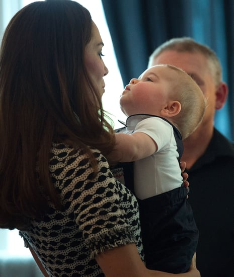 celebrityKate-Middleton-Prince-George-Pictures