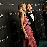 Rosie Huntington-Whiteley Jason Statham Pictures Together