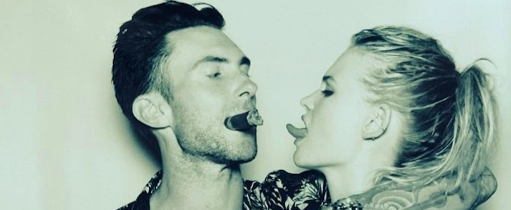 Behati Prinsloo's Birthday Messages For Adam Levine