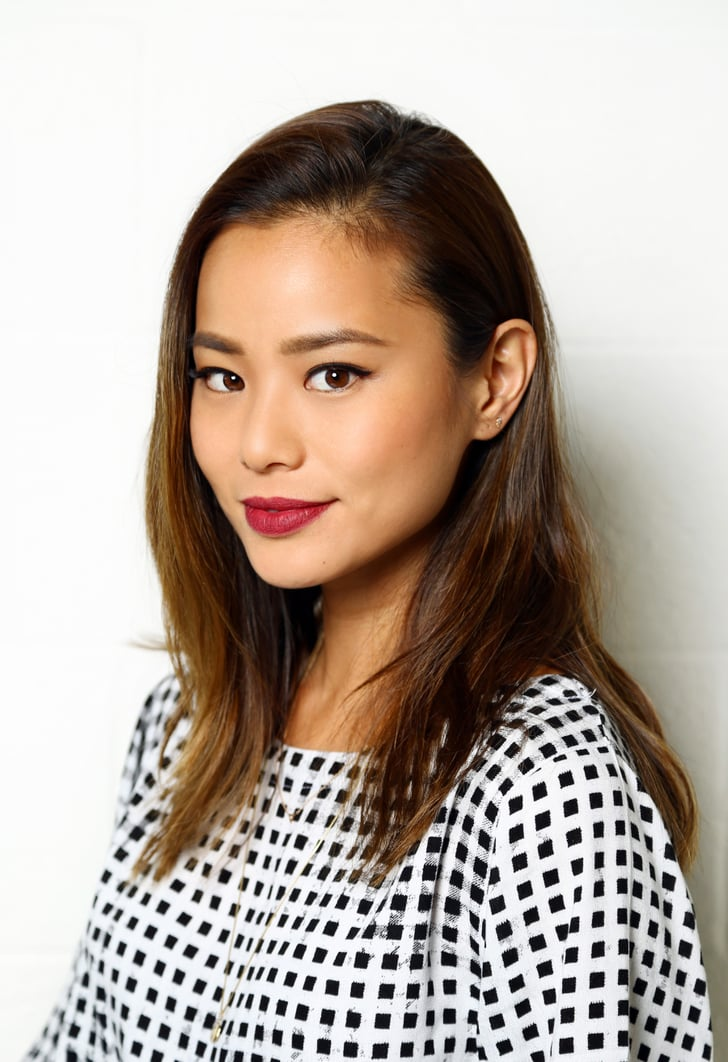 Jamie S Natural Color Jamie Chung S Hair Color Tips