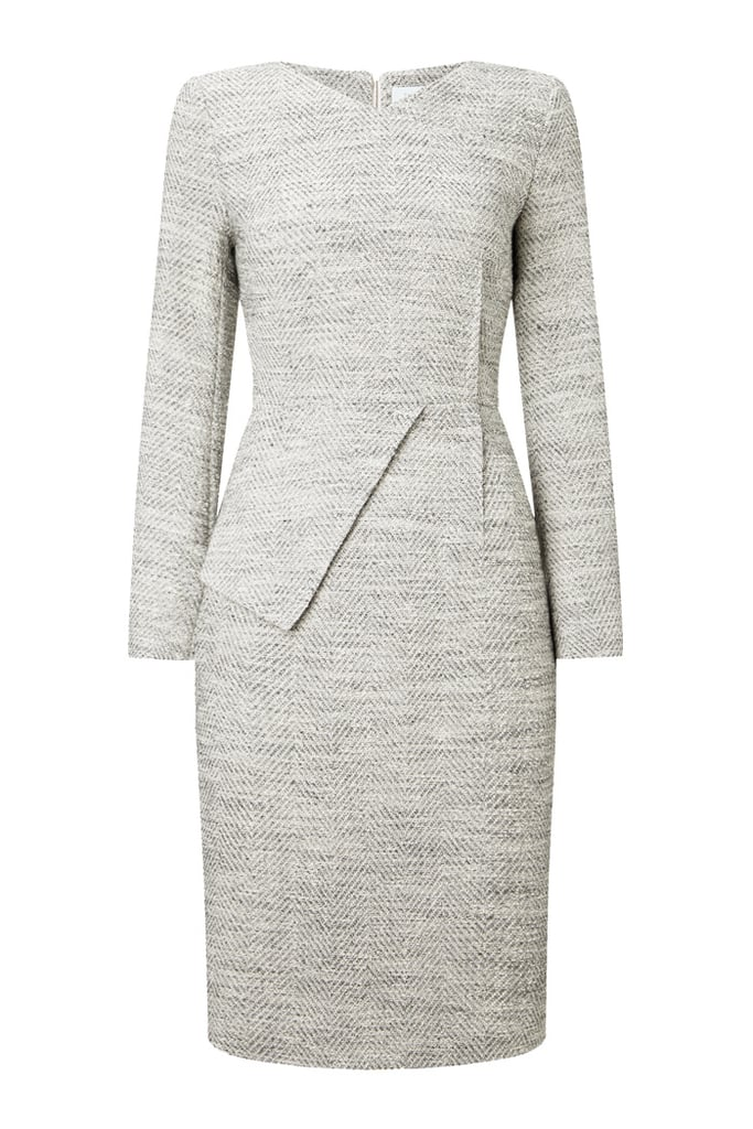 The Fold Eaton Silver Dress ($408)
